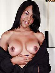 Heather Hung is a beautiful young tgirl with a fantastic body, pretty face and a sexy cock.