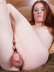 Texan Redhead TS Alice Amuze